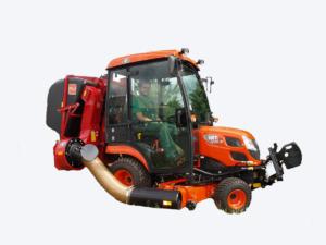 Kompaktní traktor